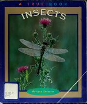 Cover of: Insects | Melissa Stewart