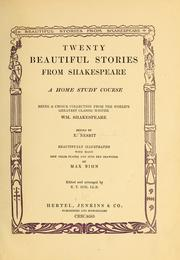Twenty Beautiful Stories from Shakespeare