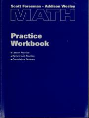 Cover of: Math by Charles I. Randall