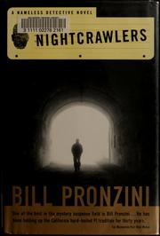 Cover of: Nightcrawlers by Bill Pronzini