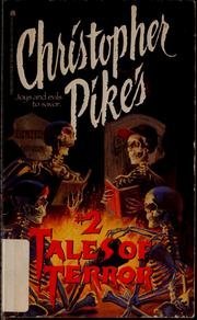 Christopher Pike's #2 tales of terror