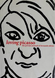 Cover of: Loving Picasso | Fernande Olivier