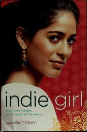 indie girl daswani kavita
