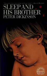 Cover of: Sleep and his brother | Peter Dickinson