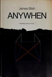 Cover of: Anywhen | James Blish