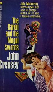 Cover of: The Baron and the Mogul swords | John Creasey