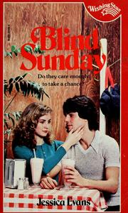 Cover of: Blind Sunday | Jessica Evans