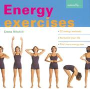 Cover of: Energy Exercises | Emma Mitchell