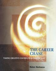 Cover of: The career chase by Helen Harkness