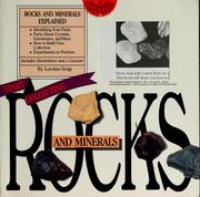 Cover of: Start collecting rocks and minerals by LeeAnn Srogi