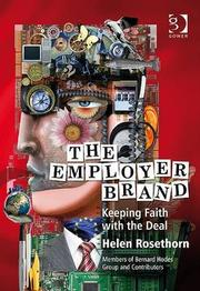 Cover of: The employer brand by Helen Rosethorn