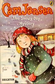 Cover of: Cam Jansen and the Snowy Day Mystery | David A. Adler
