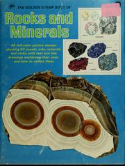 Cover of: The golden stamp book of rocks and minerals | Paul R. Shaffer