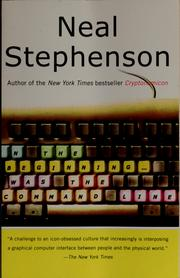 Cover of: In the beginning ...was the command line by Neal Stephenson