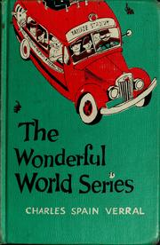 Cover of: The wonderful world series | Charles Spain Verral