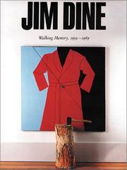 Cover of: Jim Dine | Jim Dine