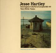 Cover of: Jesse Hartley | Nancy Ritchie-Noakes