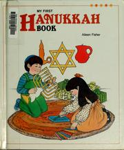 My first Hanukkah book