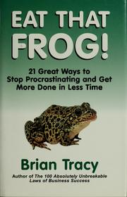 Ebook download tracy that brian frog eat