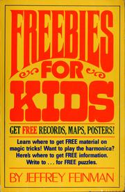 Cover of: Freebies for kids | Jeffrey Feinman