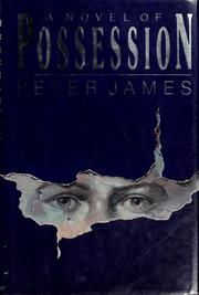 Cover of: Possession | James, Peter