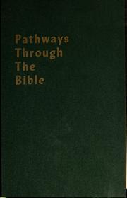 Pathways through the Bible