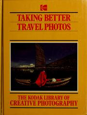 Taking better travel photos