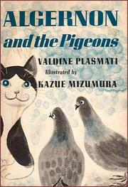 Cover of: Algernon and the pigeons by Valdine Plasmati