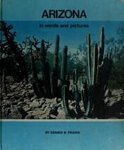 Cover of: Arizona in words and pictures by Dennis B. Fradin