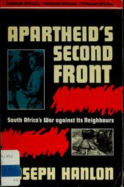 Cover of: Apartheid's Second Front | Joe Hanlon