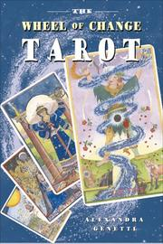 Cover of: The wheel of change tarot by Alexandra Genetti