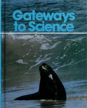 Cover of: Gateways To Science by Holmes
