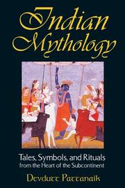 Cover of: Indian mythology | Devdutt Pattanaik