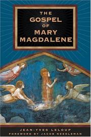 Cover of: The Gospel of Mary Magdalene | Jean-Yves Leloup, Joseph Rowe
