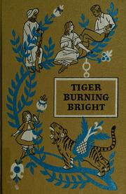 Cover of: Tiger burning bright | Theodora Du Bois