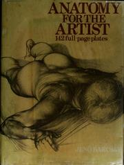 Anatomy for the artist   Open Library