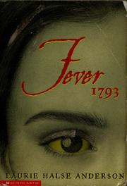 Fever, 1793 | Open Library