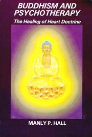 Cover of: Buddhism and psychotherapy by Manly Palmer Hall