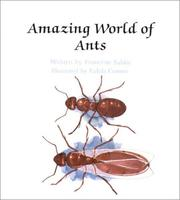 Cover of: Amazing World Of Ants by Sabin