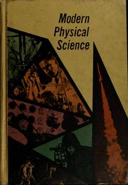 Cover of: Modern physical science | William O. Brooks