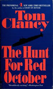 The hunt for Red October | Open Library
