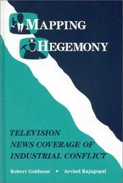 Cover of: Mapping hegemony | Goldman, Robert
