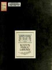 Cover of: Program for the rehabilitation of abandoned buildings by Boston (Mass.). Finance Commission