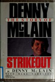 Cover of: Strikeout by Denny McLain