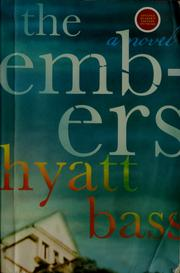 Cover of: The Embers by Hyatt Bass