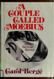 Cover of: A couple called Moebius | Carol Bergé