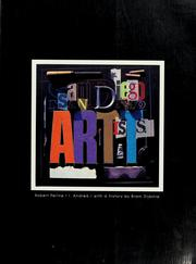 Cover of: San Diego artists by Robert Perine