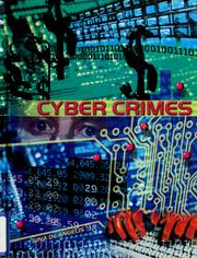 Cover of: Cyber crimes | Gina DeAngelis