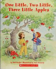 One little, two little, three little apples