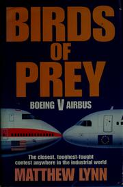Cover of: Birds of prey by Matthew Lynn